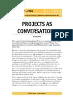 PNEHM! från Citerus. Projects as Conversations - Tobias Fors