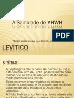 Levitico, Numeros e Deuteronomio