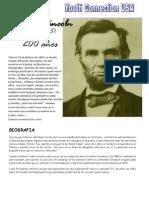 Abraham-Lincoln 200 años