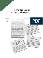 Exercicios Sistema Solar 6 Ano