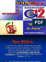 86242299 Revelando La Realidad Del G12 (2)