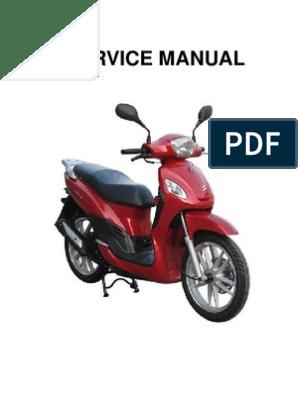 Scooter,Piaggio,Vespa,Kymco B//S Motorcycle Cover CCQ M
