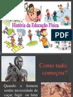 História da Educação Física