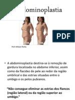 Abdominoplastia Aula