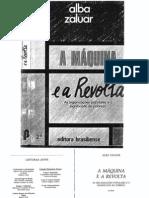 Alba Zaluar a Maquina1