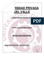 Metrología Industrial