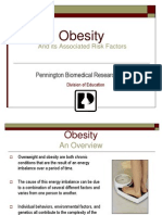 Obesity and Risk Factor