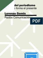 Gomis Lorenzo - Teoria Del Periodismo (214pag)