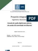 Proyecto Integrador Mayo 2012