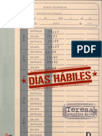 Gonzalez - Dias Habiles