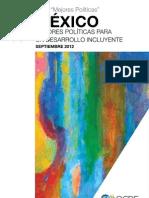 Mexico 2012-13 politicas para un desarrollo incluyente.pdf