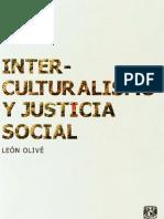 Olive - Interculturalismo y Justicia Social