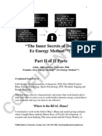 Part II of Part II Inner Secrets of the Ez Energy Method Doc