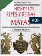 Grube Nikolai - Cronica de Los Reyes Y Reinas Mayas