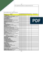 Checklist 17015