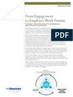 Blanchard From Engagement to Work Passion