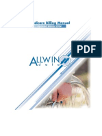 Allwin Medicare Manual