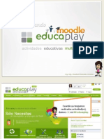 Educaplay en Moodle