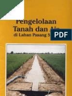 Penegelolaan Tanah Dan Air
