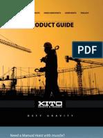 Kito Product Guide