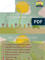 EDUCACIÓN CATETERISMO