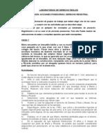 Caso Practico1 Acciones Posesorias Derecho Registral Usucapion