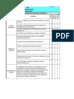 Aplicativo Plan Auditoria de Sistemas