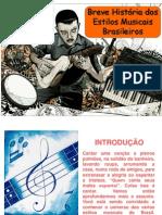 Estilos-Musicais Brasileiros