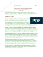 PROGRAMAS PREVENTIVOS DE SEGURIDAD E HIGIENE MET. PARA ELABORACIÓN