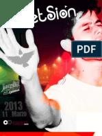 Boletín Juventud Sión 11 de Marzo de 2013.
