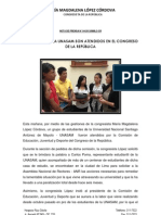 Nota de Prensa N4 2013