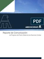 Comunicado Mexicana de Aviacion