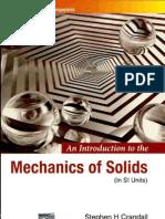Mechanics of Solids Crandall