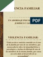 Clase de Violencia Familiar. Sarmiento