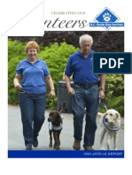 2010 Annual Report for BC Guide Dogs