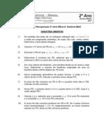 Matematica 2serie EM