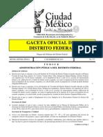 Gaseta 11 Febrero 2010 Setravi Manual de Lineamientos Trasporte Escolar