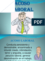 Ley 1010 de Acoso Laboral