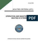 Operation and Maintenance