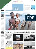 Uramba, La Comunidad Del Mar