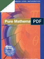 Complete Advanced Level Mathematics - Pure Mathematics