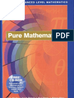 Complete Advanced Level Mathematics - Pure Mathematics