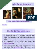 Arte Del Renacimiento Version Simple