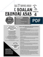 Pakej IT Untuk Guru Bank Soalan Ekonomi Asas Tingkatan 4