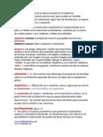 Diccionario de Artes