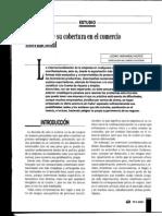 Mafre Estudios de Riesgos en Comercio Exterior