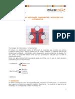 Tecnologia de Los Materiales, Componentes y Operacion Con He