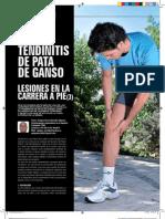 04º Tendinitis de Pata de Ganso (Planeta Running).
