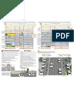 Olmsted Beacon Street Buffered Bike Lane Plan