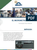 Diapositivas de Micrometro